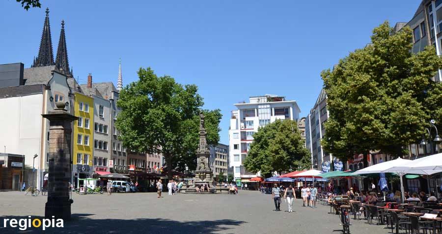 Markt De Koln