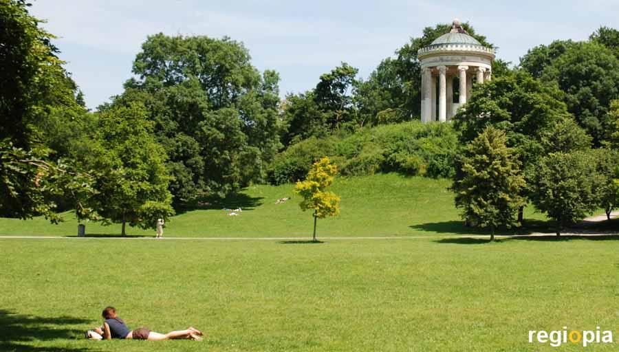 Gardens And Nature In Munich Germany Regiopia