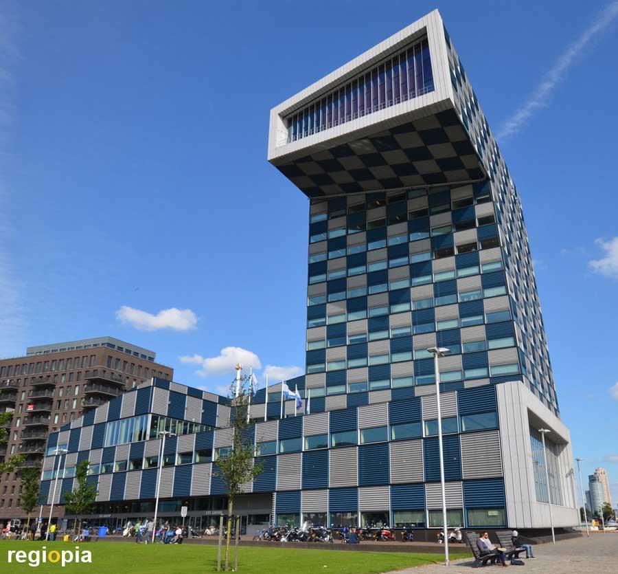 Architecture in rotterdam regiopia for Architecture rotterdam